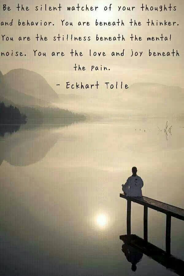 Mindfulness By Eckhart Tolle Quotes. QuotesGram