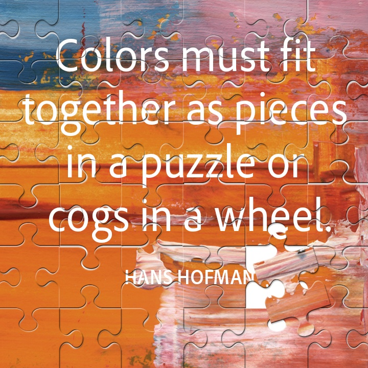 Inspirational Quotes About Positive: Puzzle Pieces Fitting Together Quotes. QuotesGram