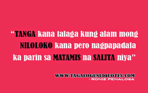 Quotes About Tagalog Sad Love Pag Ibig Quotes. Quote...