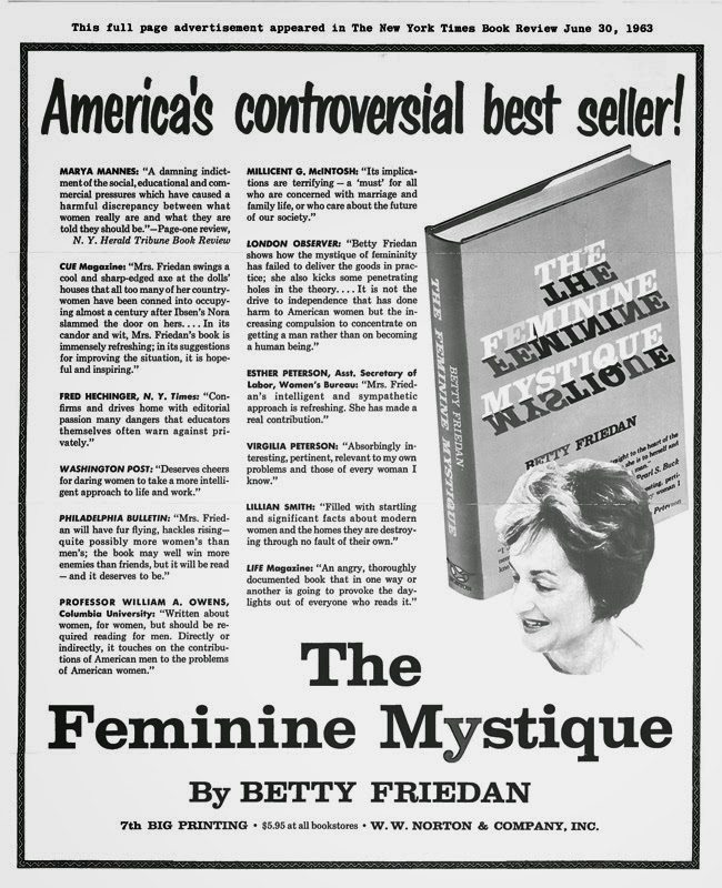 The Feminine Mystique Analysis