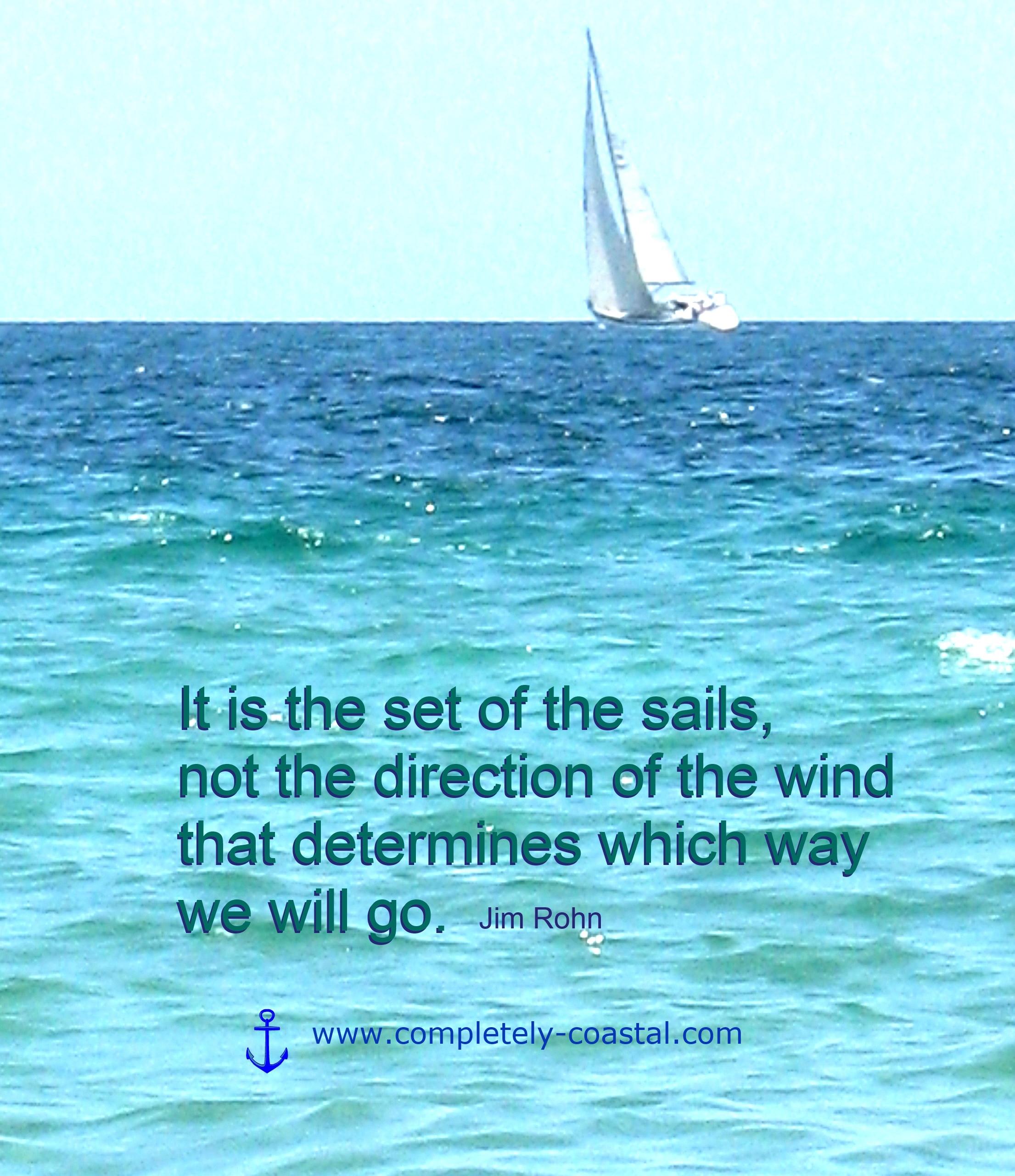Inspirational Quotes Sailing: Sailing Quotes About Life. QuotesGram