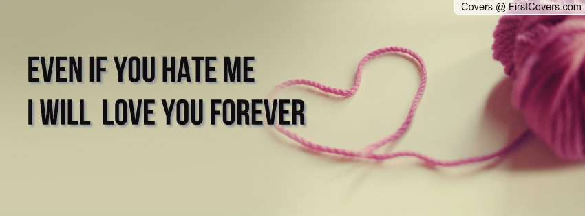 Now I Hate You Quote: I Hate You Quotes I Love U First Then. QuotesGram