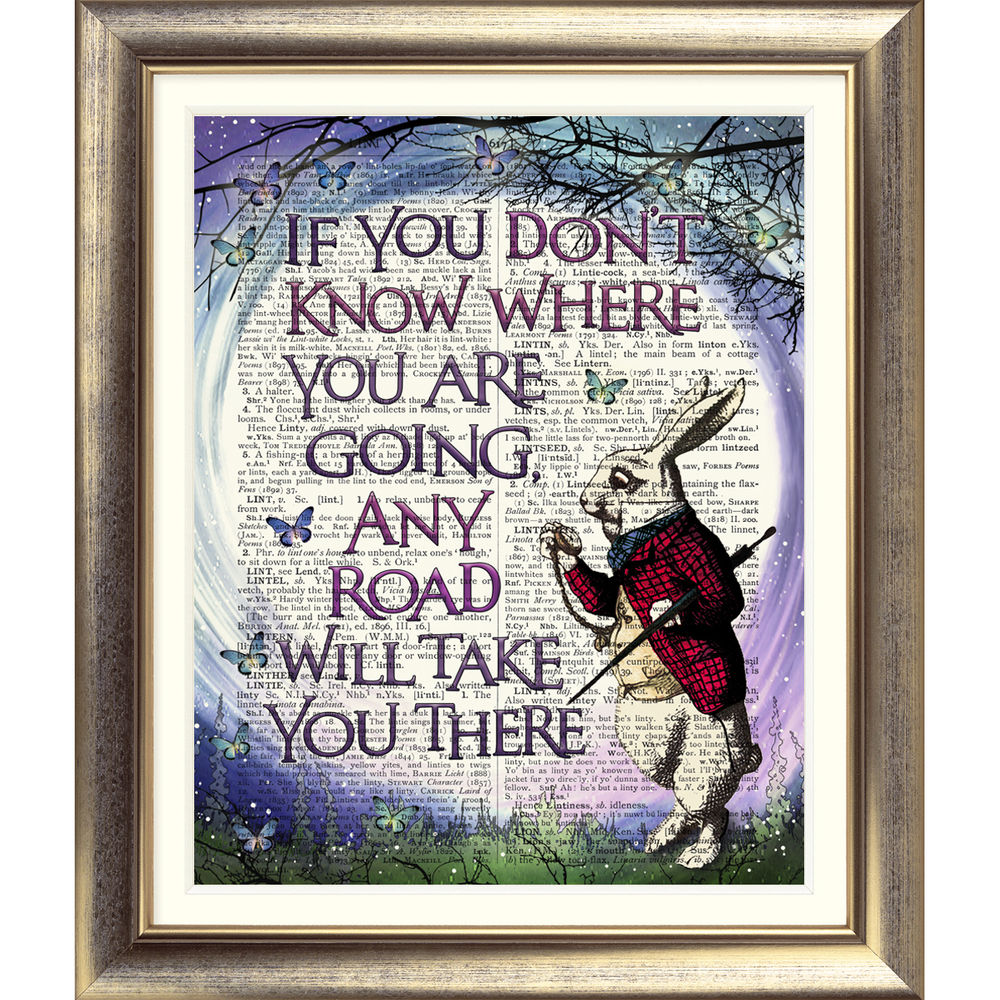 Alice In Wonderland Book Quotes: White Rabbit Alice In Wonderland Quotes. QuotesGram