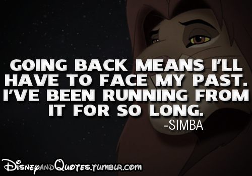 Lion King Movie Quotes Tumblr Lion King Quotes About...