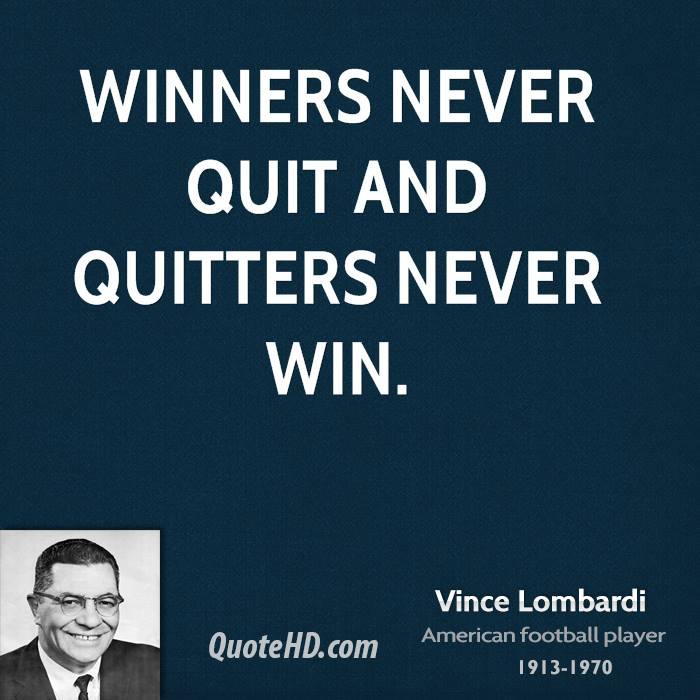 Lombardi Quotes: Winning Vince Lombardi Quotes. QuotesGram