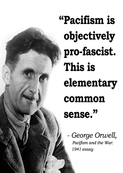 democracy versus totalitarianism in george orwells 1984 George orwell wrote 1984 in 1948 as a political satire of a totalitarian state and a denunciation of stalinism orwell himself was a socialist, who fought for the republicans in the spanish civil war and was wounded by a sniper bullet to the throat.