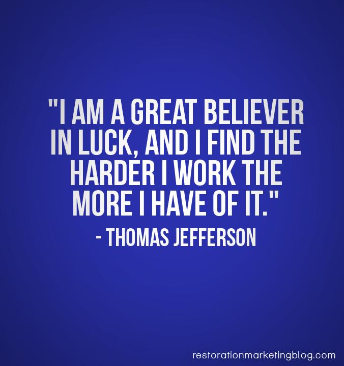 Luck Quotes: Restoration Quotes. QuotesGram