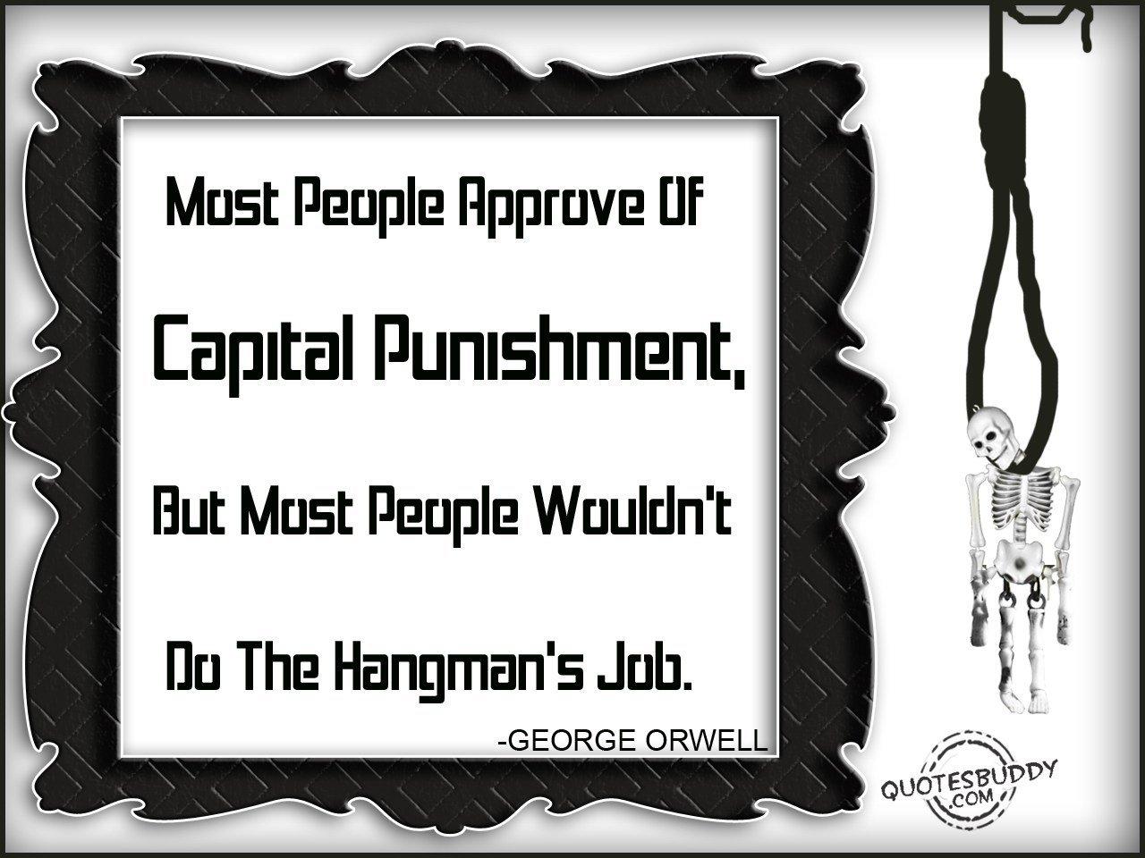 Anti Capital Punishment Essay   Anti Capital Punishment Essay