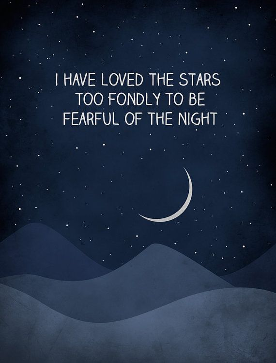 Moon And Stars Quotes. QuotesGram