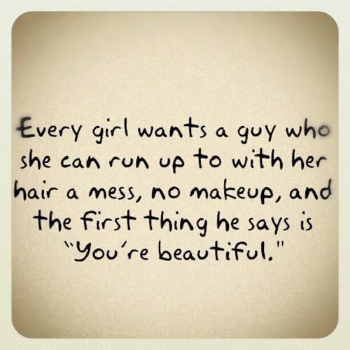 Beautiful Without Makeup Quotes. QuotesGram