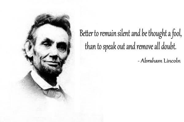 Abraham Lincoln Important Quotes Quotesgram