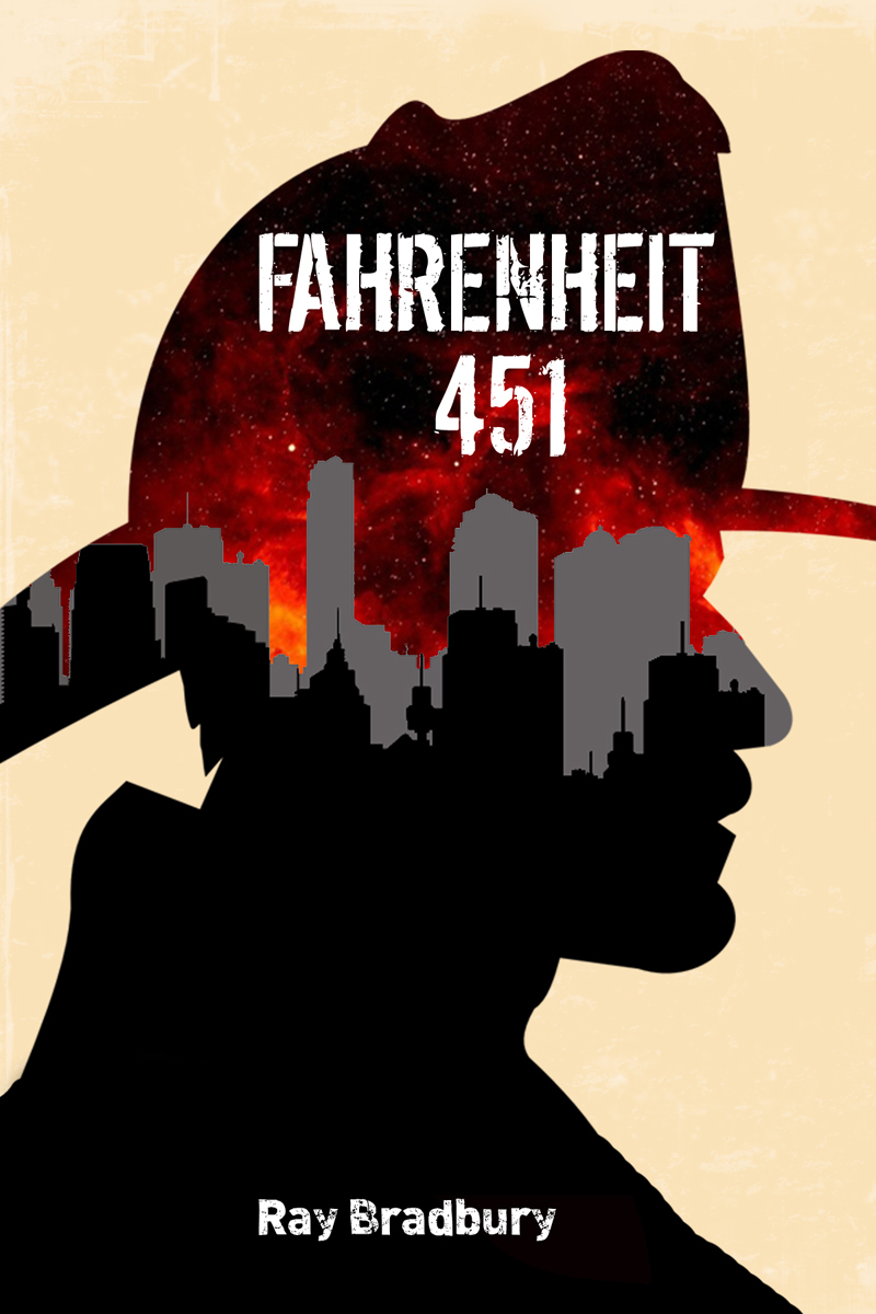 fahrenheit 451 guy montag In fahrenheit 451, in his turning point speech to montag, captain beatty follows  this idea through to its natural conclusion—a society without.