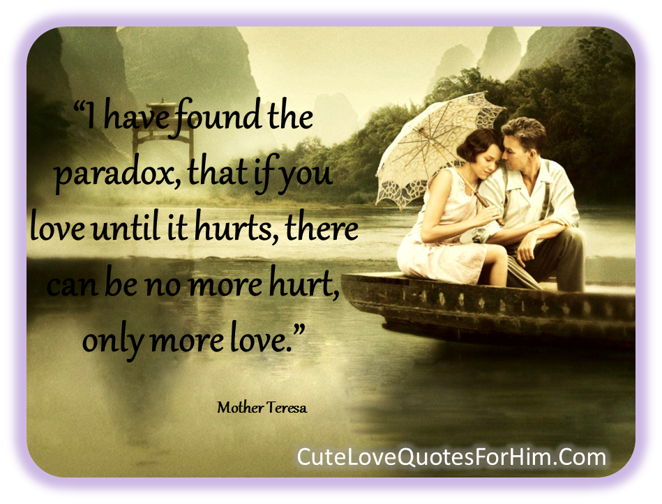 Quotes About Love For Him: Powerful Love Quotes For Him. QuotesGram