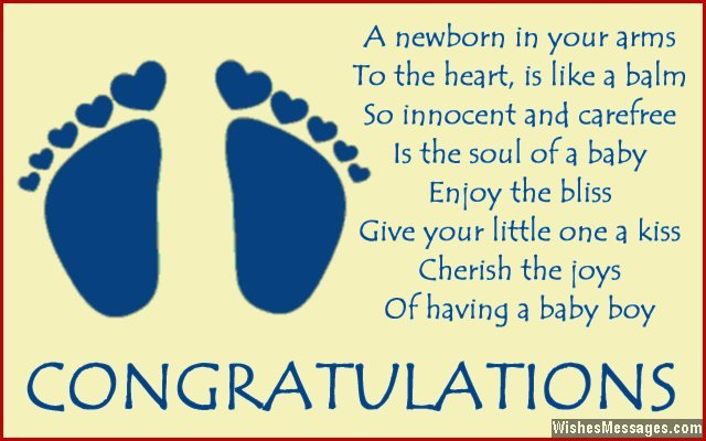 New Born Baby Wishes Quotes. QuotesGram