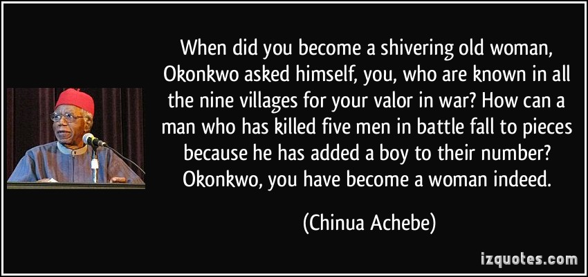 Things Fall Apart Missionaries Quotes: Okonkwo Quotes. QuotesGram