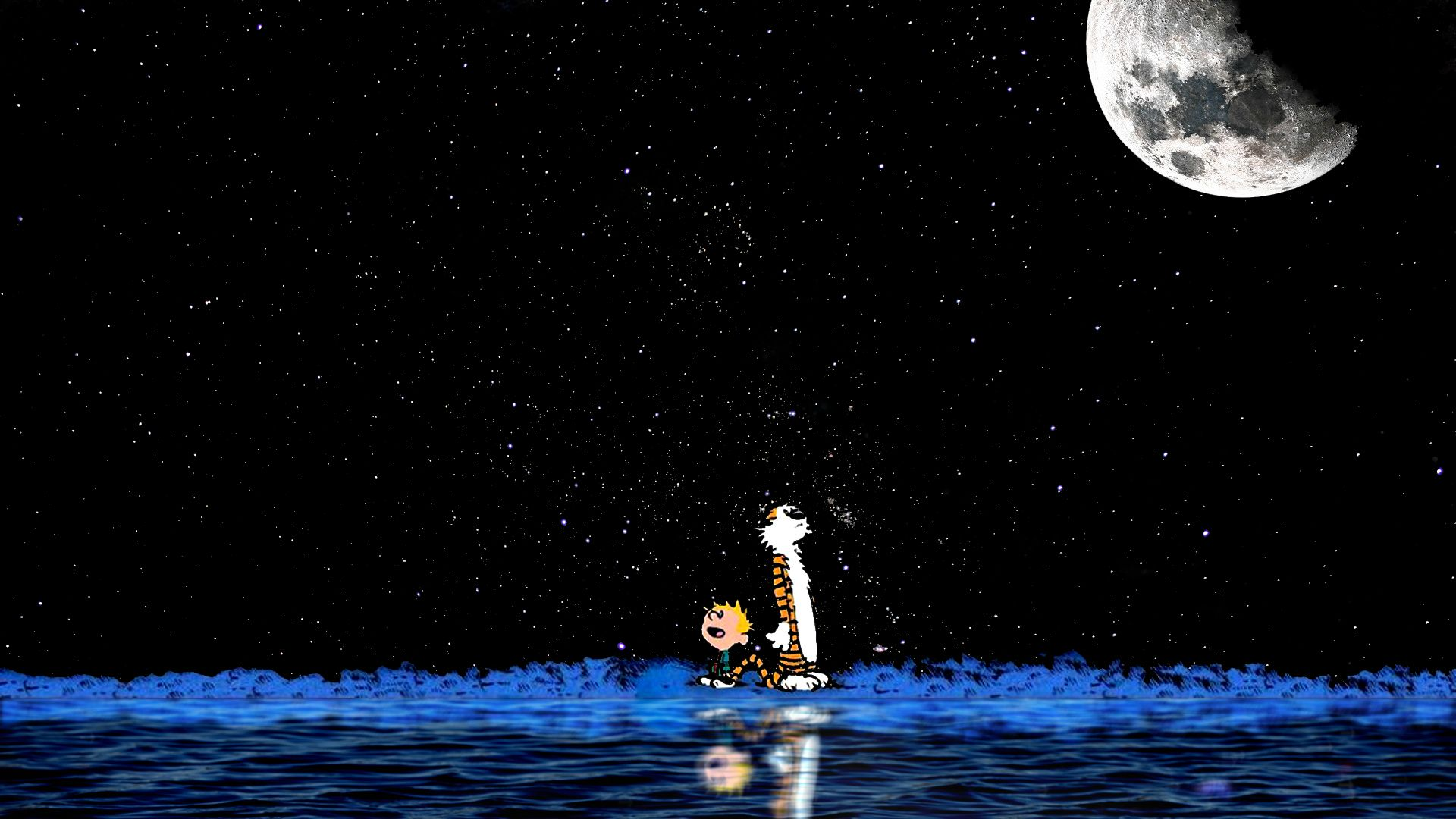 Calvin And Hobbes Space Quotes Quotesgram