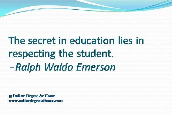 Emerson Quotes On Education. QuotesGram