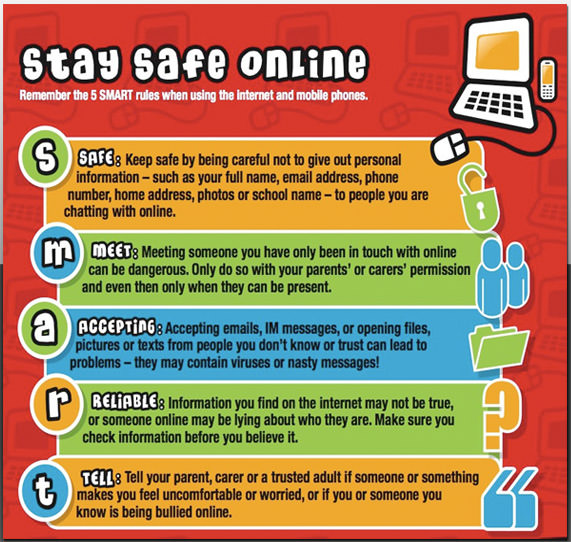 Internet Safety For Teens Quotes Quotesgram
