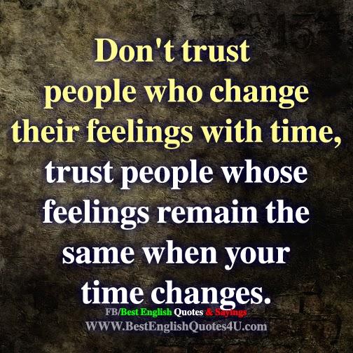 I Dont Trust People Quotes. QuotesGram
