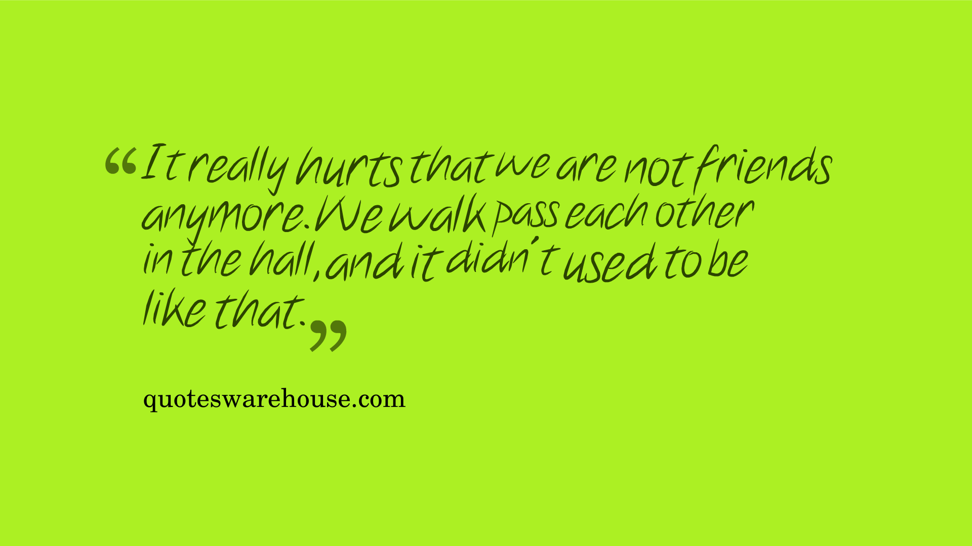 Sad Quotes About Lost Friendship Quotesgram: Sad Friendship Replacement Quotes. QuotesGram