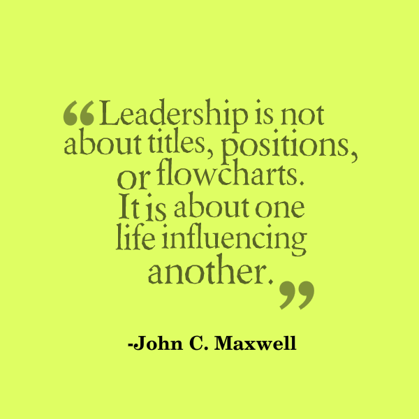 John Maxwell Quotes On Influence Quotesgram