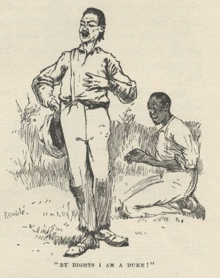 the birth of american satire in adventures of huck finn The adventures of huckleberry finn has been hypocrisy of american racism by huckleberry finn powerpoint.