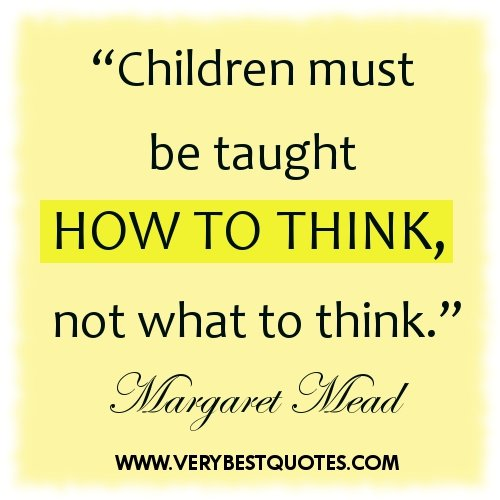 Quotes About Kids Learning: Education Quotes Inspirational. QuotesGram