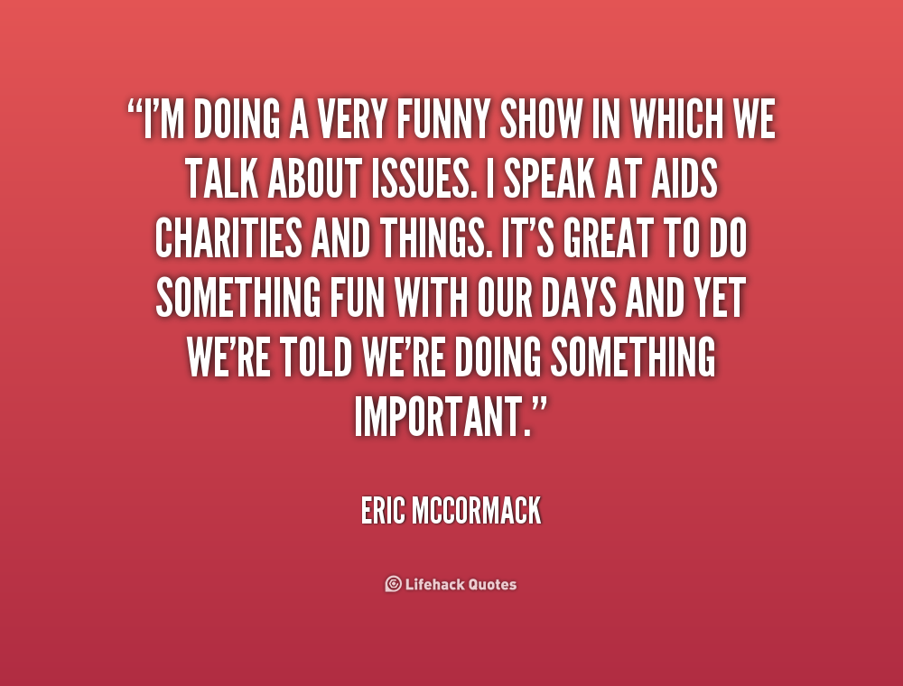 Talk Show Funny Quotes. QuotesGram