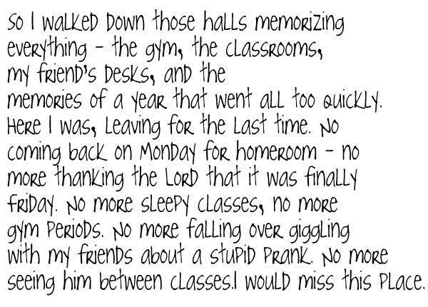 Quotes About High School Life Tumblr Quotes About Hi...