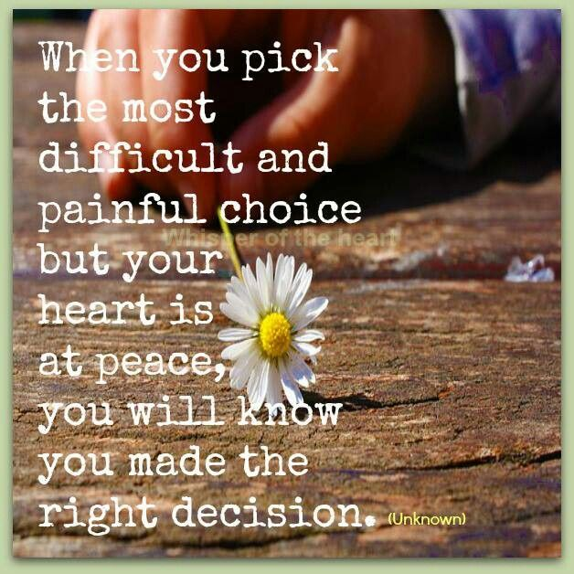 Inspirational Quotes On Decision Making. QuotesGram
