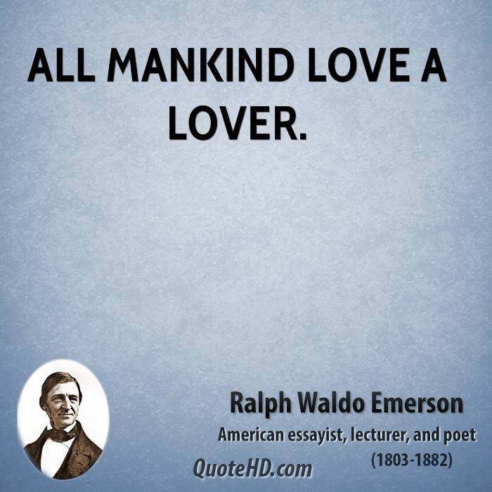 ralph waldo emerson fate summary Ralph waldo emerson literary devices home: emerson, however, wishes for mankind to return to their origins and embrace the true uninhibited nature of the soul.