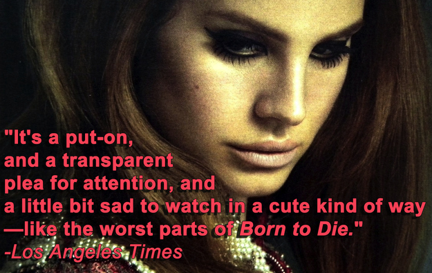Lana Del Rey Song Quotes. QuotesGram