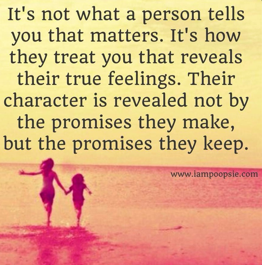 Relationship Promise Quotes: Quotes About Making Promises. QuotesGram