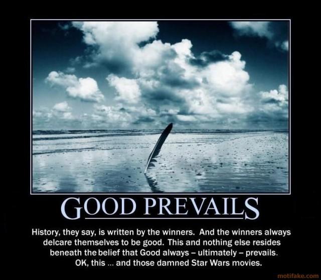Good Prevails Quotes. QuotesGram