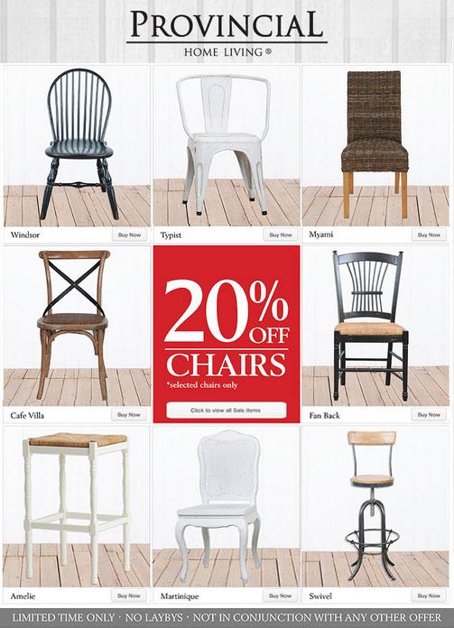 Provincial quotes quotesgram for Outdoor furniture quotes