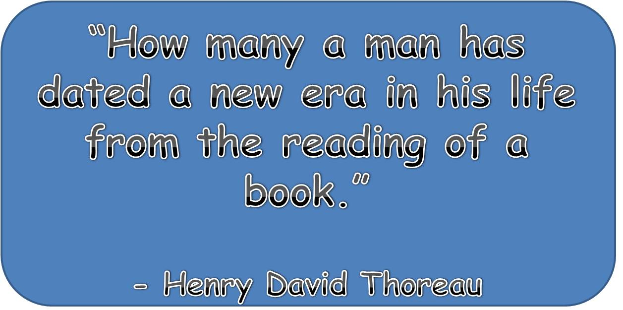 the quest of henry david thoreau for enlightenment The walden woods project maintains the preeminent collection of works by and about henry david thoreau we continually digitize content from our collections to increase the material available on-line.