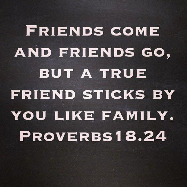 Friendship Quotes Religious: Bible Quotes About True Friendship. QuotesGram