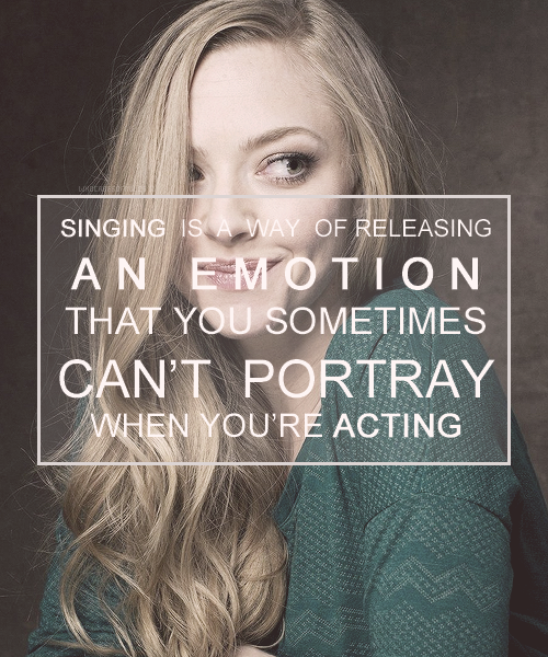 Quotes From Singers About Life