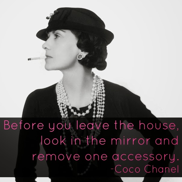 Coco Chanel Quotes About Pearls. QuotesGram