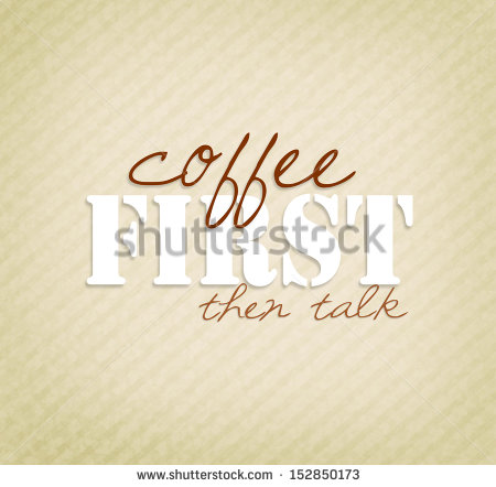 Quotes With Coffee Clip Art. QuotesGram