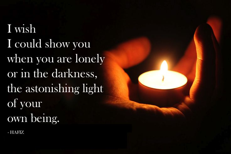 Wish I Could See You Quotes: Quotes About Being A Light. QuotesGram