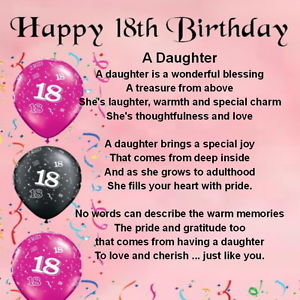 Strange 18Th Birthday Poems Quotes Quotesgram Funny Birthday Cards Online Fluifree Goldxyz