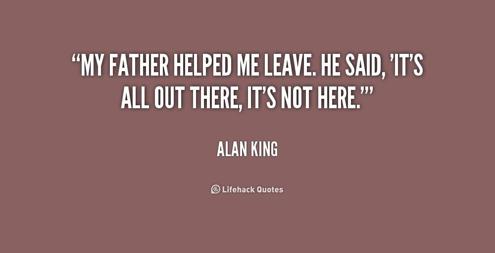 He Left Me Quotes. QuotesGram