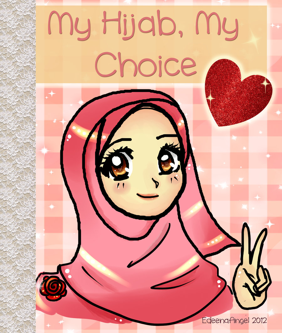 Cartoon Quotes: Hijab Cartoon With Quotes. QuotesGram