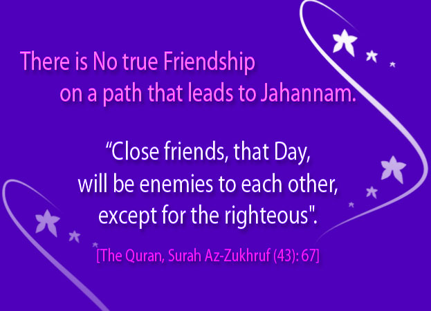 Quote About Friendship In Islam