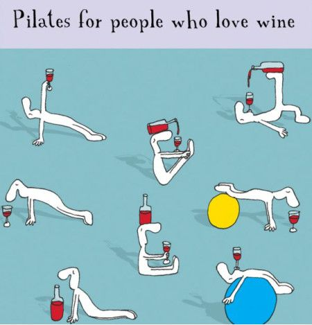 Funny Pilates Quotes Quotesgram