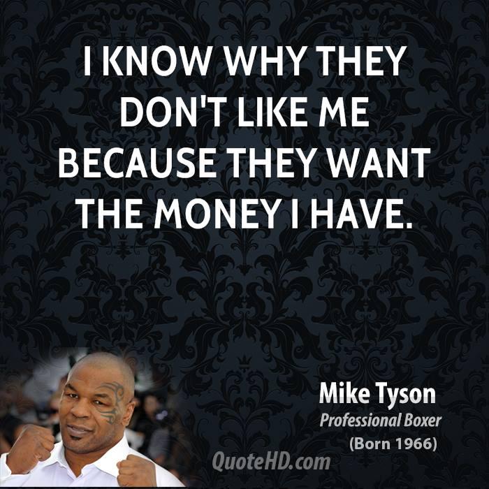 Money Mike Quotes. QuotesGram