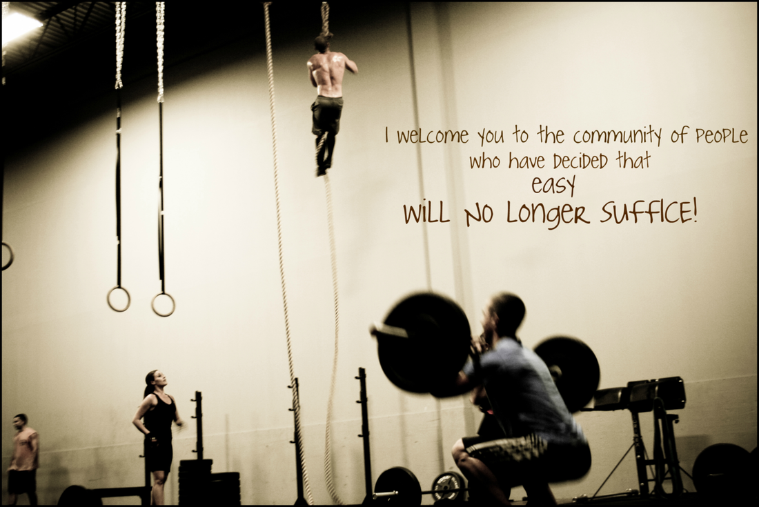 Crossfit quote wallpaper