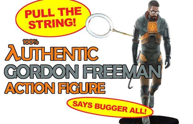 Gordon Freeman Quotes. QuotesGram