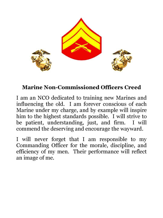 famous marine corps ncos African americans in the united states marine corps timeline  the marine  corps stating the in no case will there be an african american nco senior to  white.